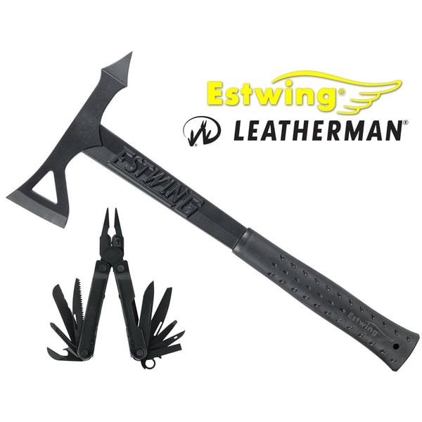 Estwing EB-REBARC Tomahawk & Leatherman REBAR Multi-Tool Pro-Pack