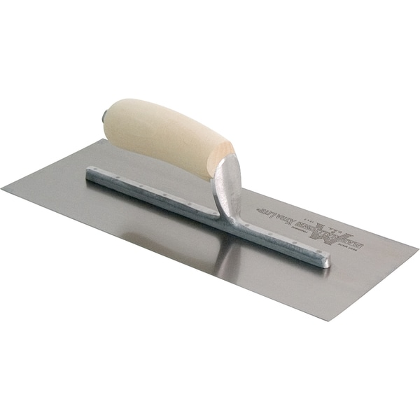 "Marshalltown MXS13 13"" L X 5"" W Finishing Trowel"