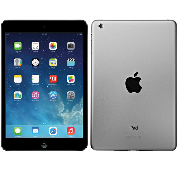 Apple iPad Air Black/Space Grey 16GB Wi-Fi Only MD785LL/A