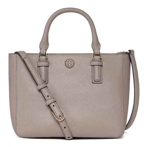 Tory Burch Robinson Mini Square Tote Bag