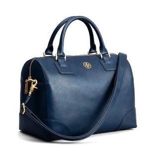 Tory Burch Robinson Satchel Handbag