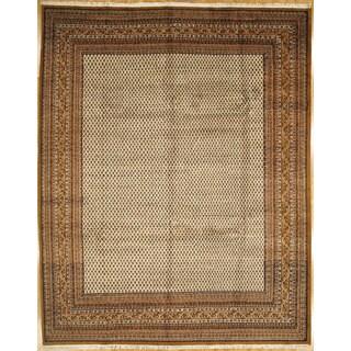 Sarouk Mir Design Area Rug (10' 2 x 12' 9)