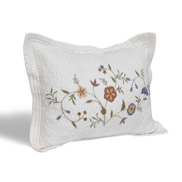 Nostalgia Home Alice Cotton Standard Sham