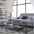 Studio Designs Home Camber Rectangle Coffee Table