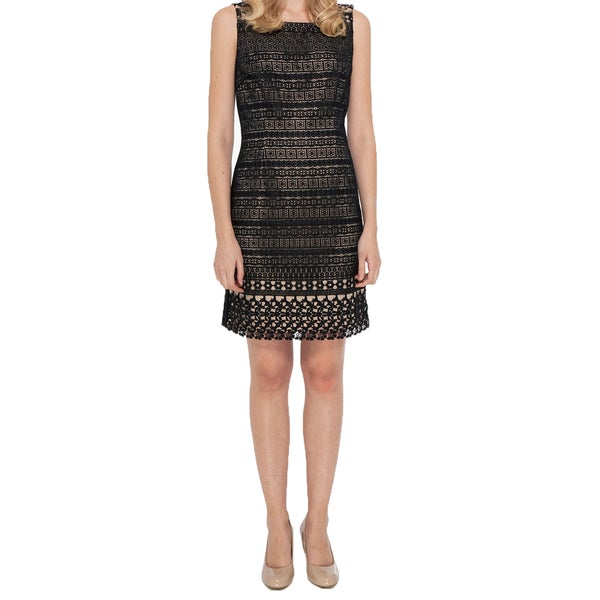 Catherine Catherine Malandrino Tracy Lace Dress (Size 2)