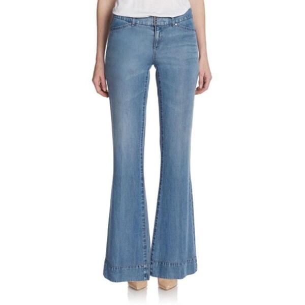Elie Tahari Adena Blue Jeans