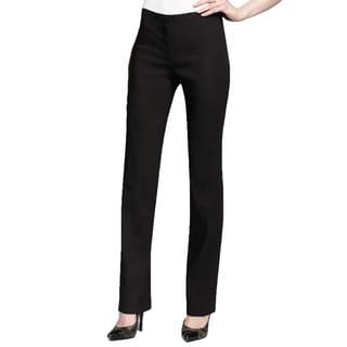 Elie Tahari Theora Black Pants (Size 0)