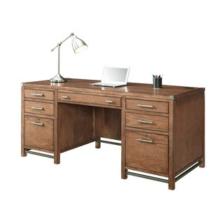 Amery Double Pedestal Desk
