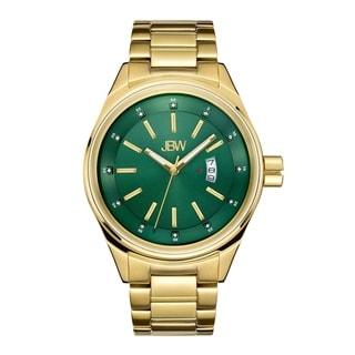 JBW Men's 18k Goldplated Stainless Steel Diamond Rook J6287I Watch