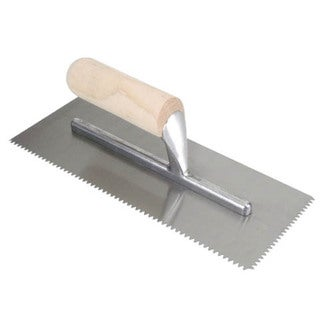 QEP 49715Q ProSeries Notched Trowel