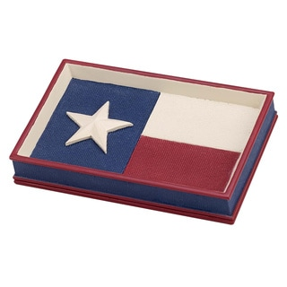 Texas Star Soap Dish