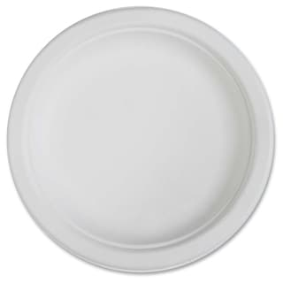 Genuine Joe Disposable Plates - (50/Pack)