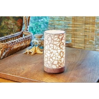 Paper Cylinder Mini Swirl Lamp (Philippines)
