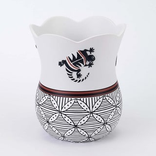 Acoma Waste Basket