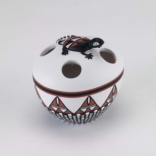 Acoma Toothbrush Holder