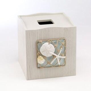 Sea Glass Tissue Cover