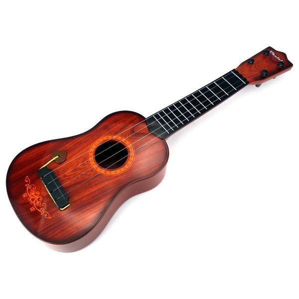 Velocity Toys Dream Voice Acoustic Ukulele Toy Guitar Instrument