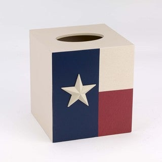 Texas Star Tissue Cover