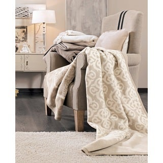 Sorrento Celtic Modern Oversized Reversible Throw Blanket