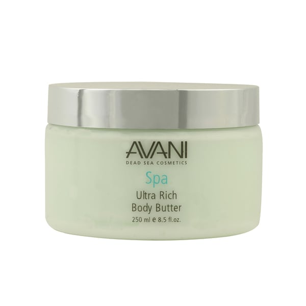 Avani Ultra Rich Citrus/Vanilla Body Butter