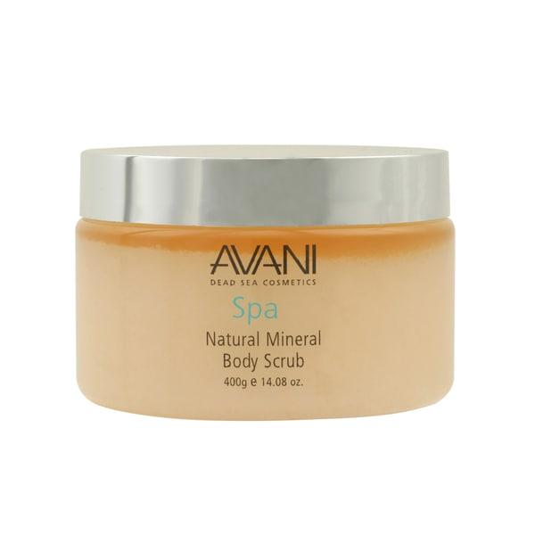 Avani Natural Mineral Milk/Honey Body Scrub