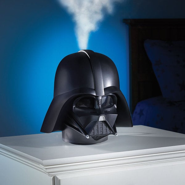 Star Wars Darth Vader Ultrasonic Cool Mist Humidifier