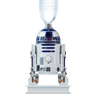 Disney Star Wars R2D2 Small Ultrasonic Cool-Mist Humidifier