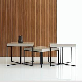 Luna Three Piece Coffee Table Set