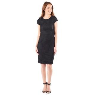 DownEast Basics Women's Waverly Lace Dress