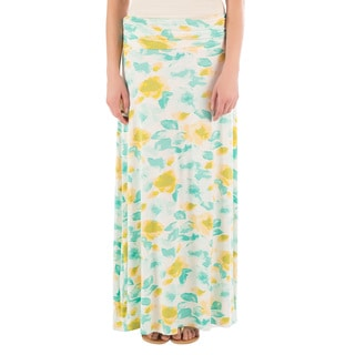 DownEast Basics Women's Spring Maxi Skirt
