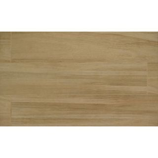 Kensington Taupe Wood Look Porcelain Tile (8-inch x 36-inch)