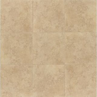 Roma Beige Tavertine Look Porcelain Tile (20-inch x 20-inch)