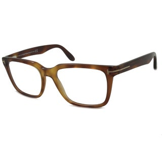 Tom Ford Men's TF5304 Rectangular Reading Glasses