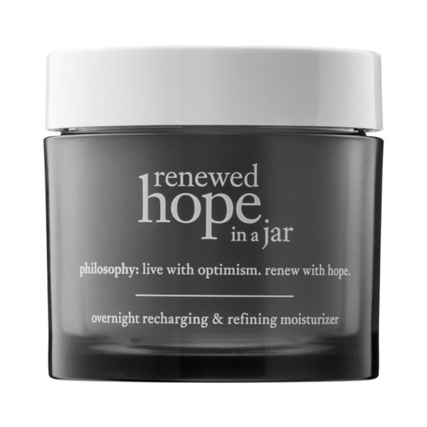 Philosophy Renewed Hope In A Jar Overnight Recharging and Refining 2-ounce Moisturizer