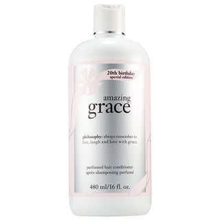 Philosophy Amazing Grace Perfumed 16-ounce Hair Conditioner 20th Birthday Special Editon