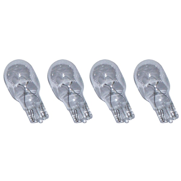 Paradise GL22644PK4 4 Watt Wedge Bulbs 4-count