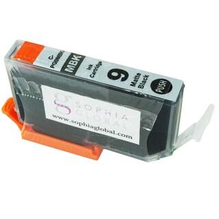 Sophia Global Compatible Ink Cartridge Replacement for PGI-9 (1 Matte Black)