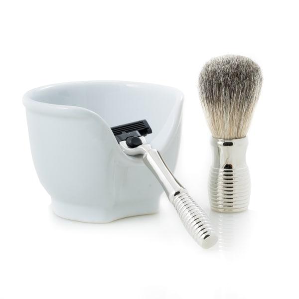 James Mach 3 Men's 3-piece Shave Set
