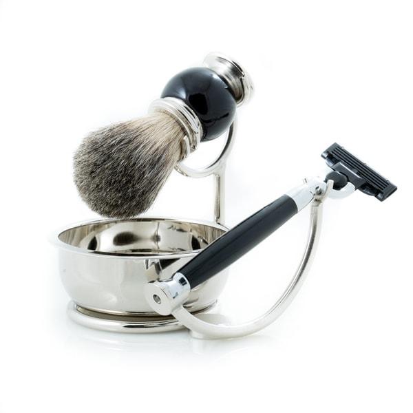Morris Mach 3 Men's 4-piece Shave Set 18072835