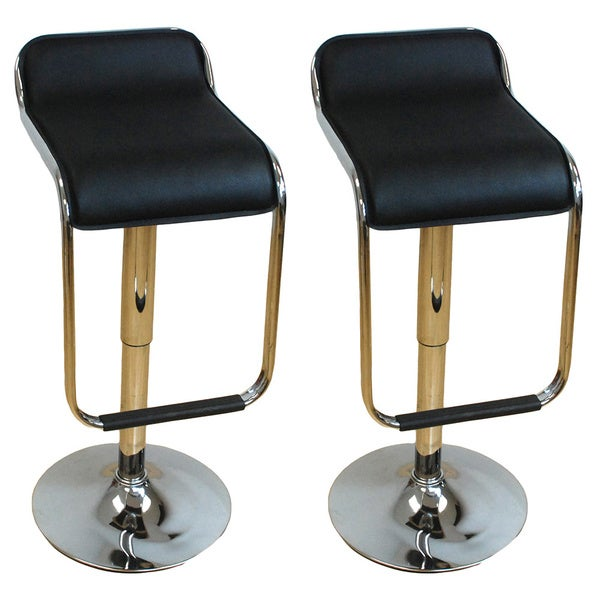 Curve Adjustable Barstool 2-Pack