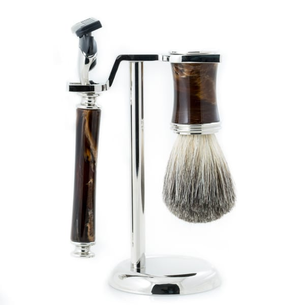 Mason Fusion 3-piece Shave Set 18072889