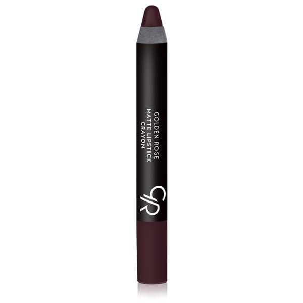 Golden Rose Matte Lipstick Crayon Jumbo Pencil