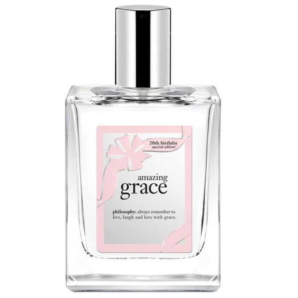 Philosophy Amazing Grace 20th Birthday Special Editon Women's 2-ounce Eau de Toilette Spray