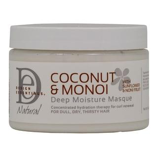 Design Essentials Coconut and Monoi Deep Moisture 12-ounce Masque