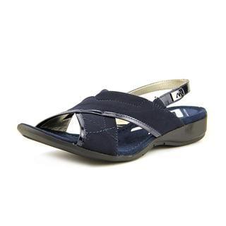 Anne Klein Sport Women's 'Kachine' Fabric Sandals