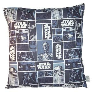"Lillowz Star Wars Reversible Medium Sized Throw Pillow (14"" x 14"")"