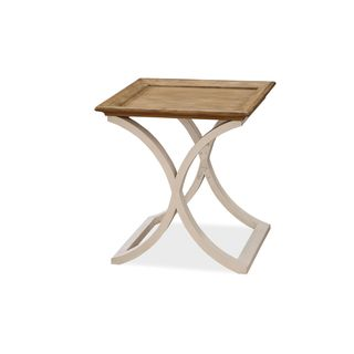 Moderne Muse End Table in Multiple Finishes