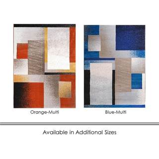 """Home Dynamix Tremont Collection Contemporary (7'10"""" x 10'6"""") Polypropylene Machine Made Area Rug"""
