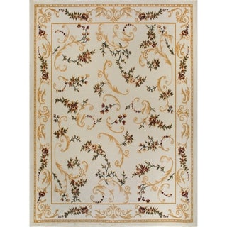 Home Dynamix Optimum Collection Traditional (7'8 X 10'4) Polypropylene Machine Made Area Rug