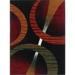 "Home Dynamix Premium Collection Contemporary (7'8"" X 10'7"") Polypropylene Machine Made Area Rug"